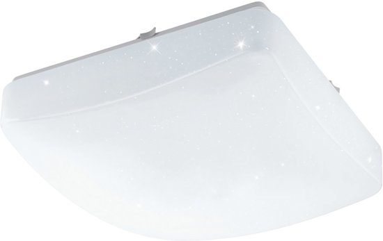EGLO  Giron-S - Wand/Plafondlamp - 1 Lichts - Wit