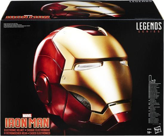 Marvel Legends Iron Man Elektronische Helm kopen