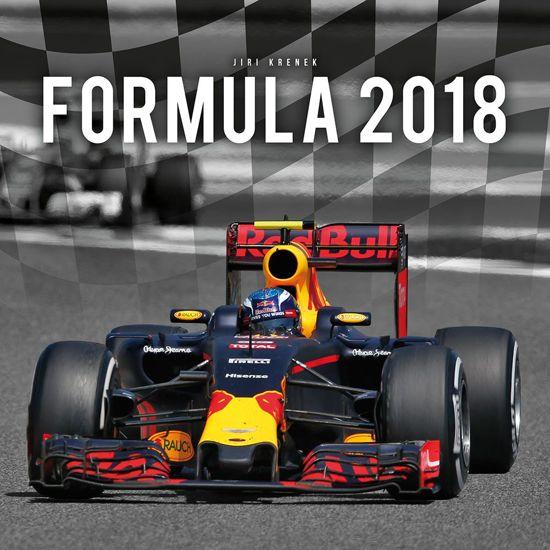 bol.com | Kalender Formule 1 2018 30x30 cm