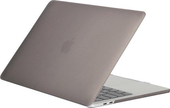 the latest a6cdb 8f00e Mobigear Hard Case Frosted Grijs Macbook Pro 13 inch Thunderbolt 3 (USB-C)