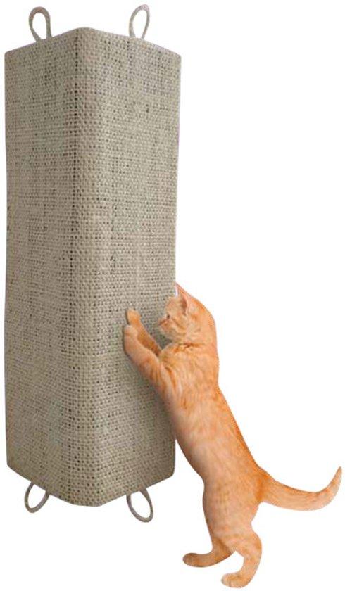 Adori Krabplank Hoek Beige 28x52 cm