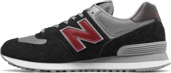 Maat Sneakers Heren New 42 Balance 574 Zwart 1EfHXqw