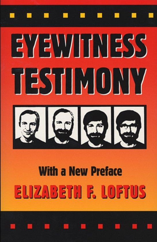 eyewitness testimony a big part in Keywords: eyewitness identification expert testimony admissibility  significant  role that eyewitness testimony has played in a substantial.