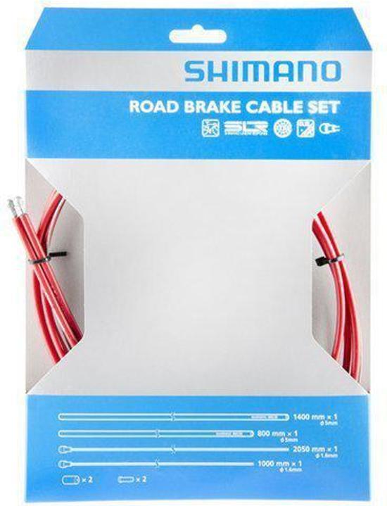 Shimano Remkabelset Race