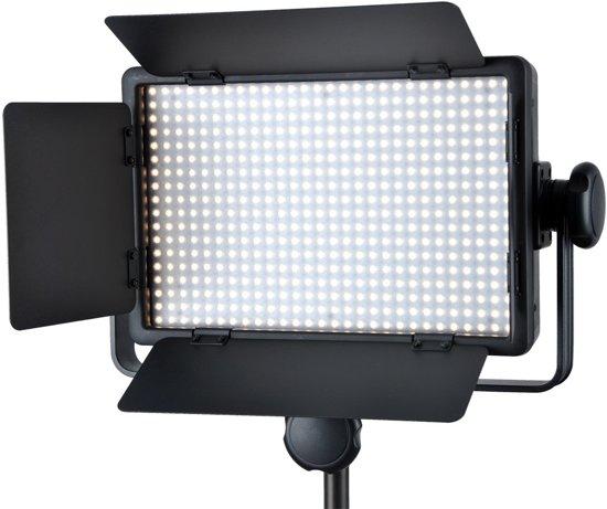 godox professionele krachtige led camera verlichting led 500c met barndoor