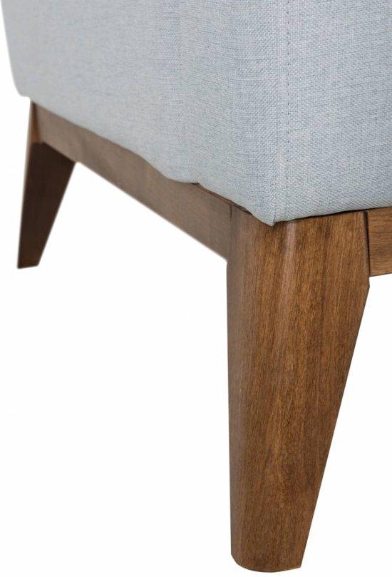 Duverger Scandinavian style - Sofa - 3-zit- met 6 kussens - polyester