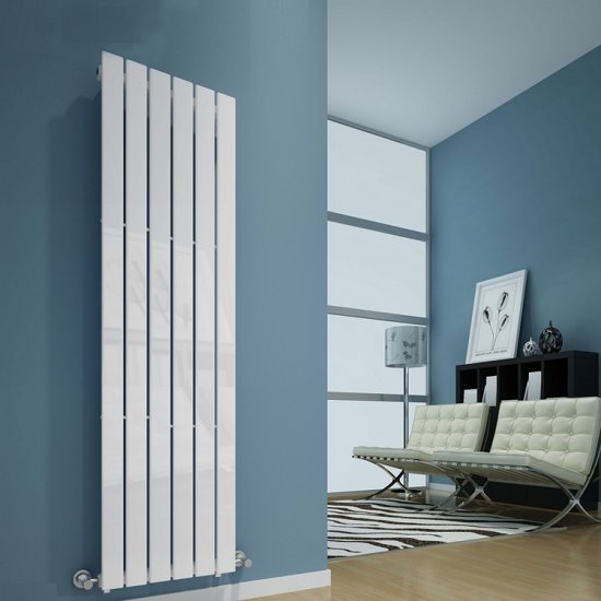 sanifun design radiator boston 1200 x 410 wit