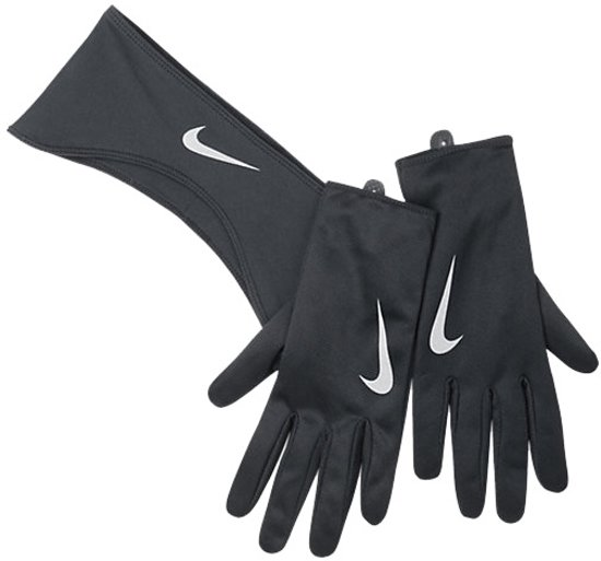 Nike Dri-Fit Hardloop Set Dames - Accessoires  - zwart - M