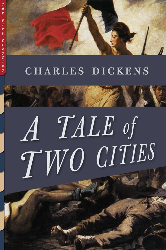 charles dickens a tale of two cities the inevitability of the french revolution A tale of two cities: the idea all year round the story begins in 1775 just prior to the french revolution as the title suggests, the novel jumps fairly evenly.
