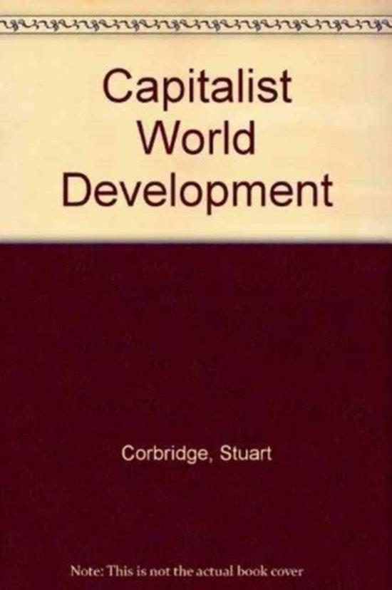 Capitalist World Development