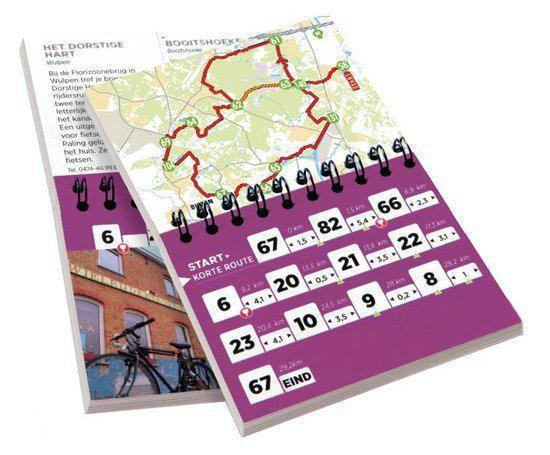 Boek cover Knooppunterfietsgids Antwerpen set 3: temse - Mechelen - averbode van Dirk Remmerie (Onbekend)