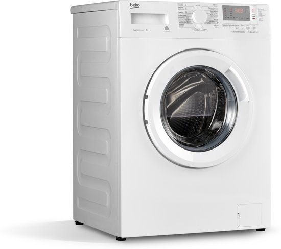 Beko WTV7812BS - Wasmachine