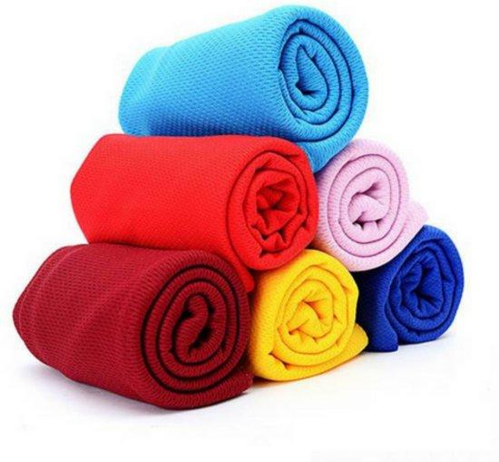 Microvezel handdoeken mix 3x | 75x35cm | sneldrogende handdoek | multicolor | sport