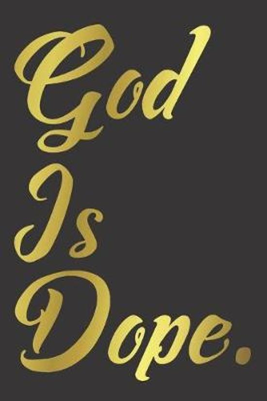 Journal Jesus Christ believe dope gold: Dot Dotted Grid Notebook Diary Journal Pray Prayer book Gift For Men & Women (6'' x 9'' 100 Pages) maria rosary
