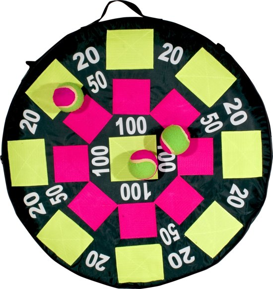 Afbeelding van het spel Klitteband Dartbord