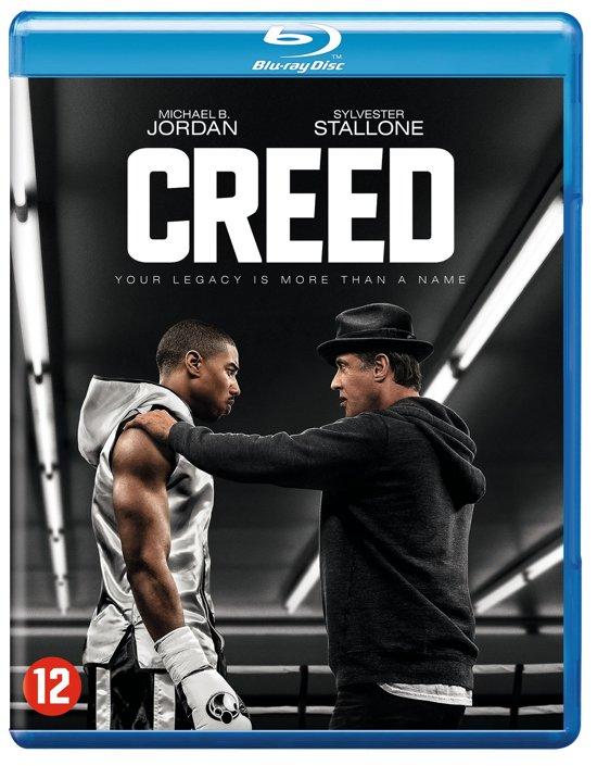 DVD cover van Creed (Blu-ray)