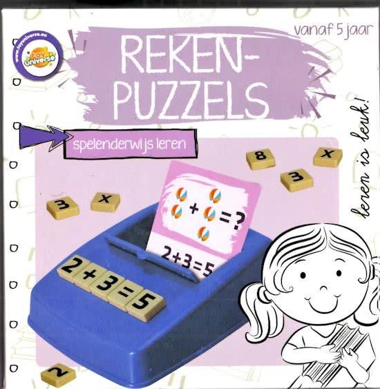 Super bol.com   Rekenpuzzels paars vanaf 5 jaar, Merkloos   Speelgoed #LQ46