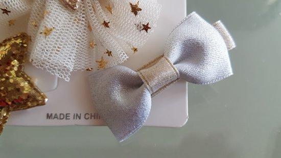 Baby Peuter Haaraccessoire Geschenkset ( Geel )
