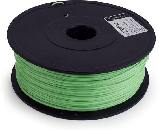Gembird3 3DP-PLA1.75-02-G - Filament (600 g) PLA, 1.75 mm, groen
