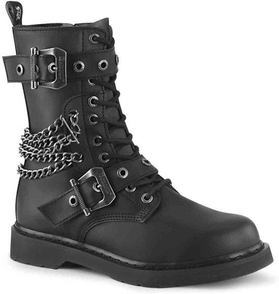   Demonia Laarzen 37 Shoes BOLT 250 Zwart