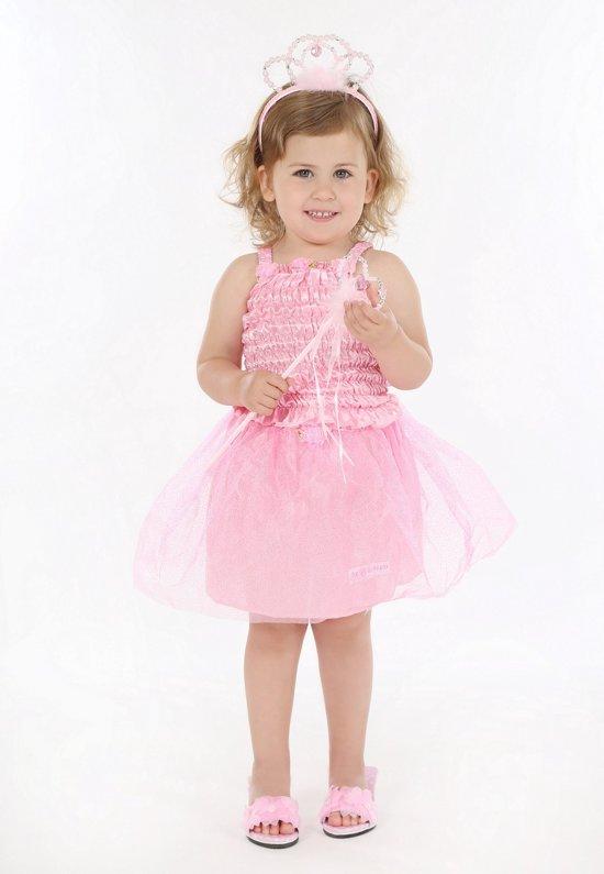 Melody set top+rok, roze (3 jaar)