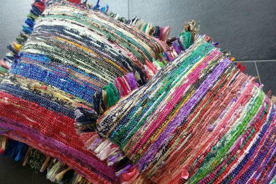 Bol kussen vierkant ibiza style multicolour