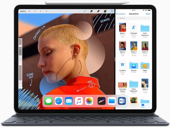 Apple iPad Pro 11 inch (2018) 512 GB Wifi Zilver