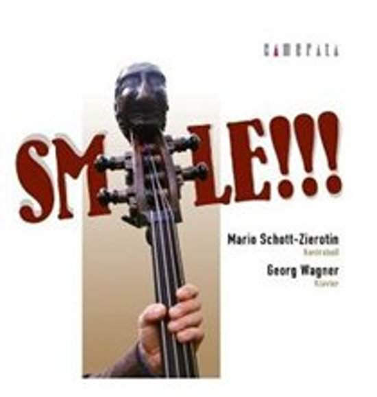 Music For Doublebass: Smile