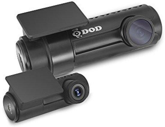 DOD-Dashcam RC500S DualCam 1080p GPS voor €299