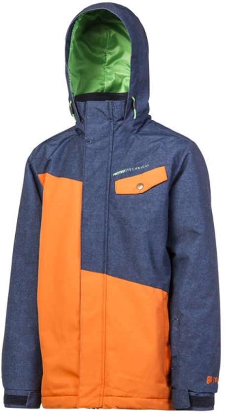 Protest Ski-jas Jongens BANDIT Orange Pepper128