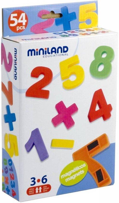 Miniland Magnetische Cijfers