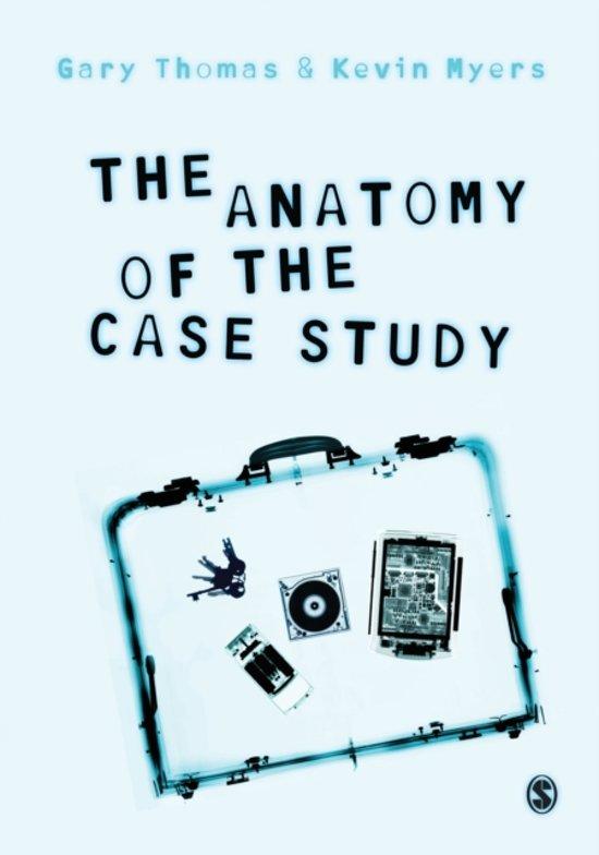 bol.com | The Anatomy of the Case Study, Gary Thomas | 9781446248645 ...