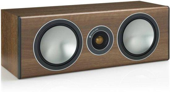 Monitor Audio Bronze Center - Walnoot