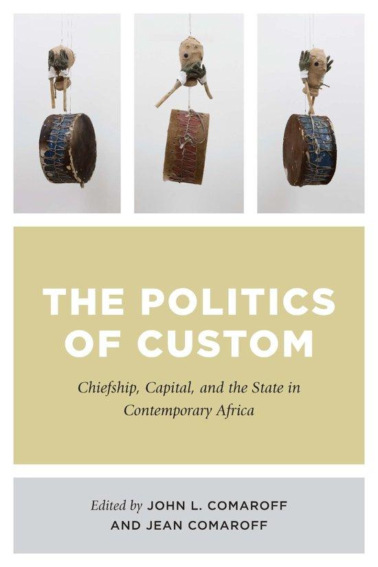 The Politics of Custom