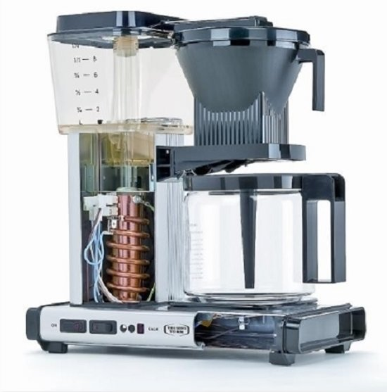Technivorm Filterkoffiemachine KBG741, Off-White - Moccamaster