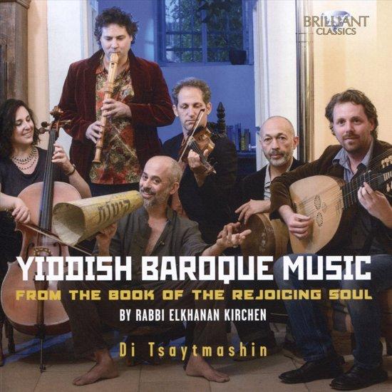 Yiddish Baroque Music By Rabbi Elkh