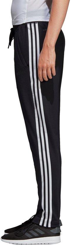 adidas D2M 3 Stripes trainingsbroek dames zwartwit