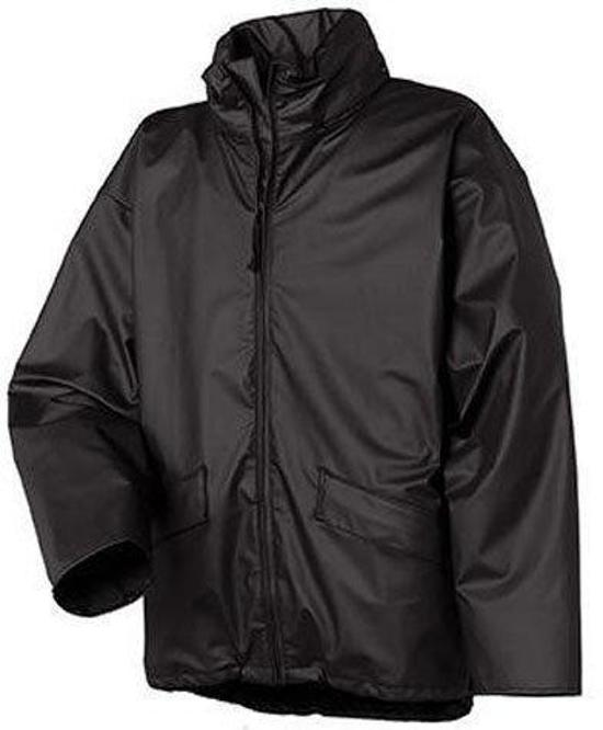 Xxl Helly Heren Voss Black Outdoorjas Maat Hansen xx8nqzZwP