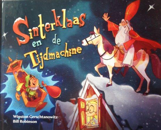 Sinterklaas en de tijdmachine