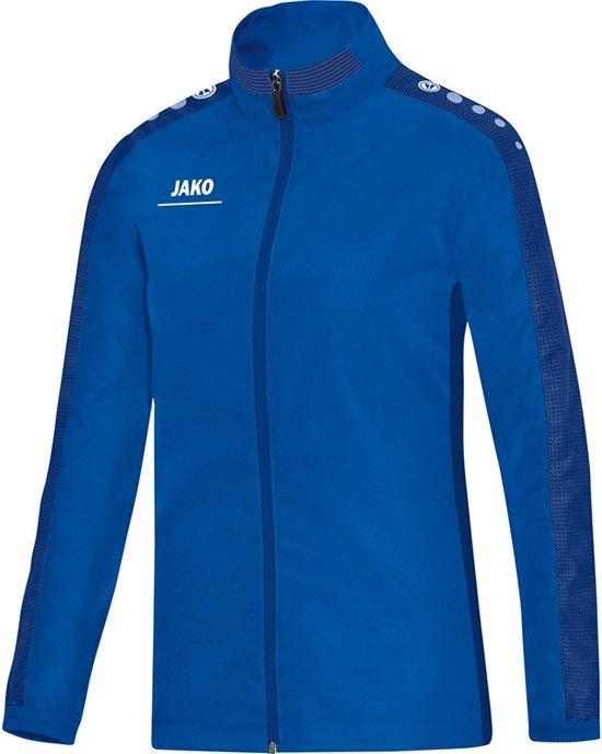 Jako Striker Vrijetijds Vest - Jassen  - blauw kobalt - XL