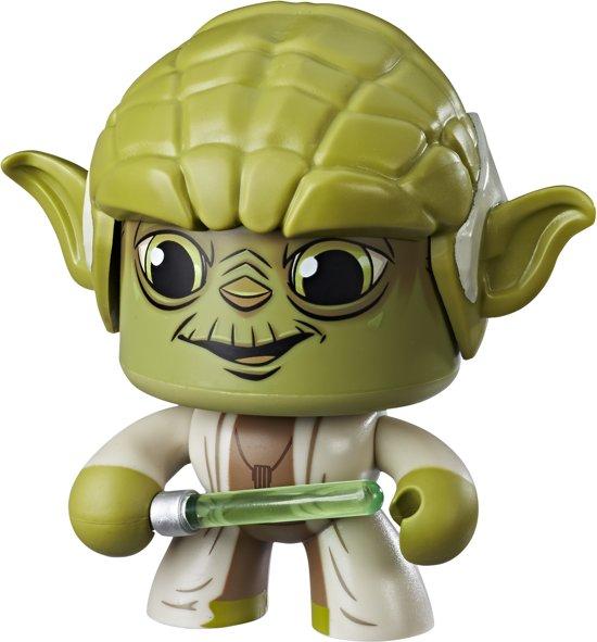 Star Wars Mighty Muggs Yoda - Speelfiguur