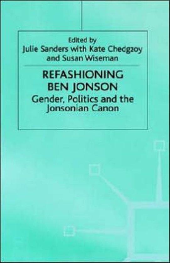 ben jonson and sir politic