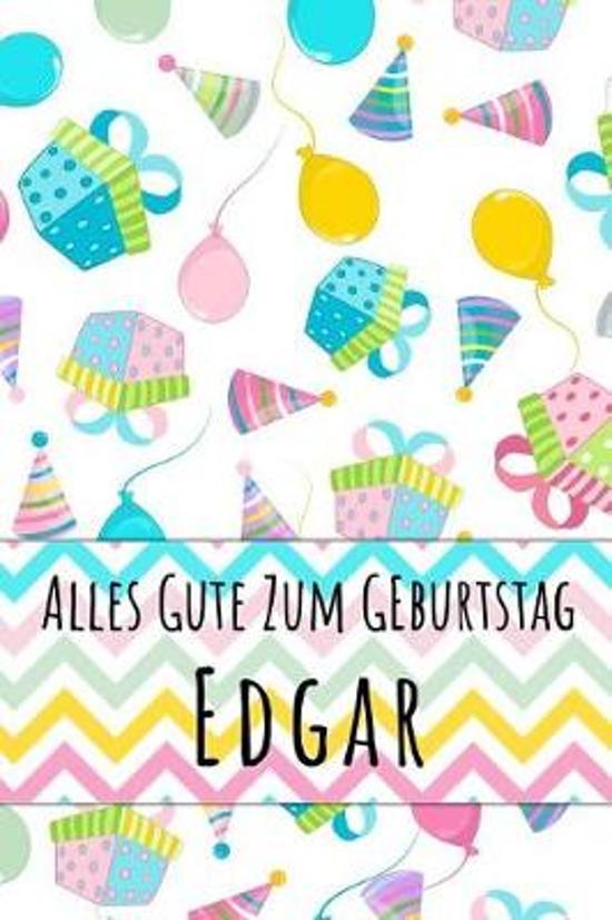 Alles Gute zum Geburtstag Edgar