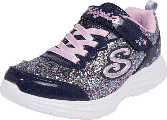   Skechers Glimmer Kicks Glitter n' Glow sneakers
