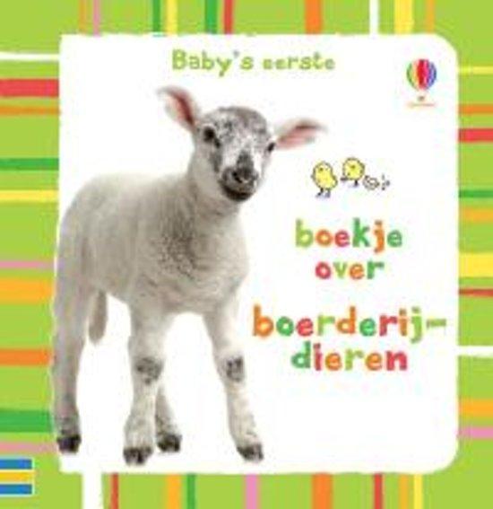 Baby eerste boekje over boerderijdieren