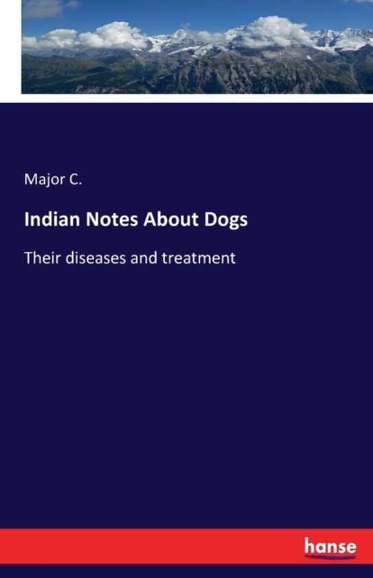 Indian Notes about Dogs