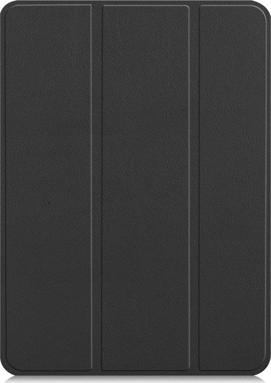 Shop4 - iPad Pro 12.9 (2018) Hoes - Smart Book Case Zwart