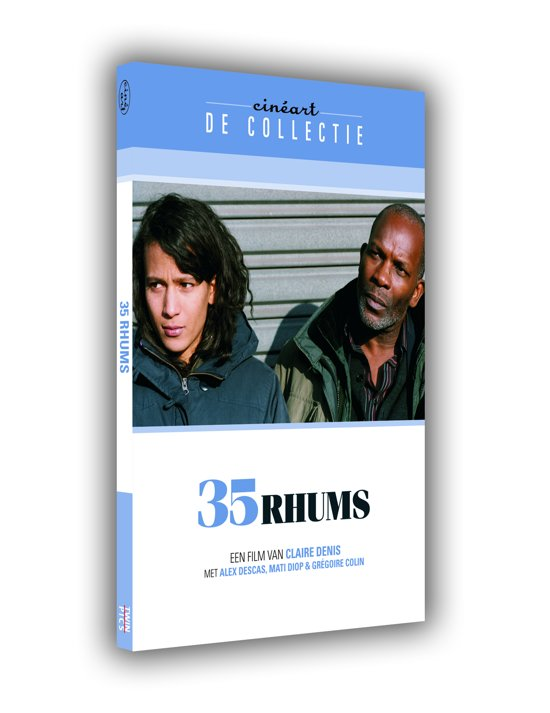 Cover van de film '35 Rhums'