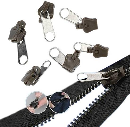 Fix a zipper werkt niet