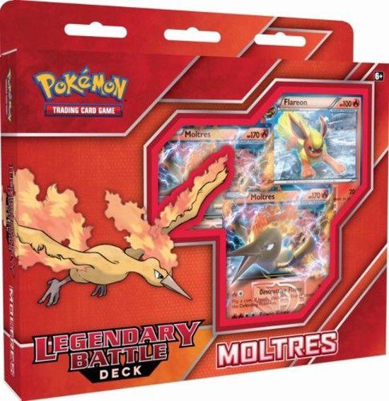 Pokémon Legendary Battle Deck: Moltres